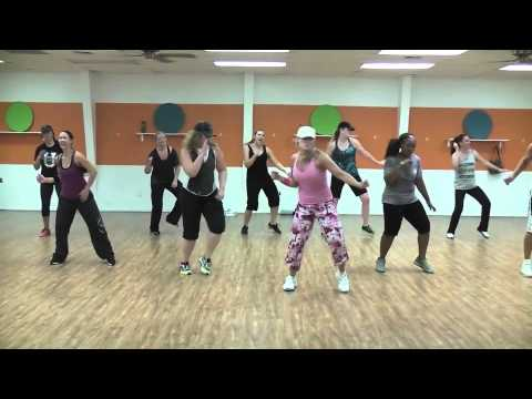 don't Stop The Party By Pitbull - Choreography By Lauren Fitz For Dance Fitness video