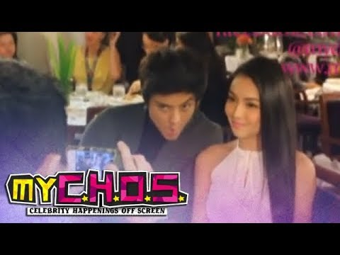 MYCHOS presents DANIEL and KATHRYN Thanksgiving Dinner Part 1