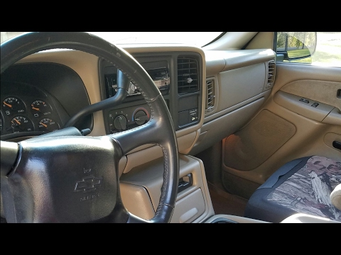 How To Remove Dashboard on 1998-2007(classic) Silverado. Tahoe. and Suburban