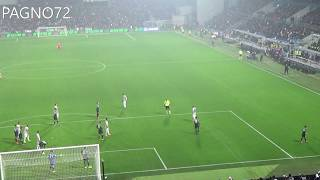 Sassuolo Vs JUVENTUS Goal CRonaldo 0-2