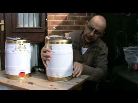 Mini Keg System   leżakowanie piwa