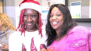 ABCD South End NSC Distributes Toys for the Holidays