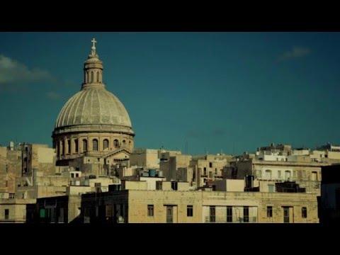 Travel Guide Malta /// Valletta
