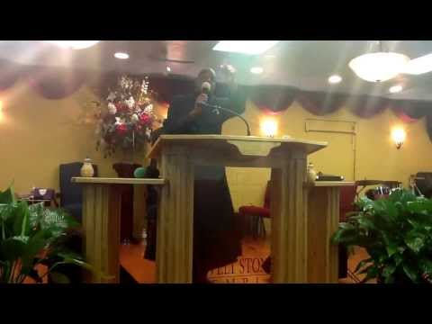 Bishop James Mack Don't Trip pt2 @ Lively Stone Temple Columbia SC