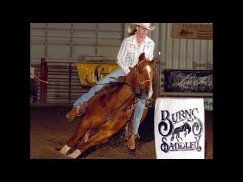 Ian Tyson - Barrel Racing Angel