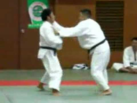 Judo Match Image 1