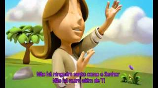 Vídeo 1 de Crianças Diante do Trono