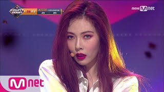 Download [HyunA - BABE] KPOP TV Show | M COUNTDOWN 170907 EP.540 3Gp Mp4