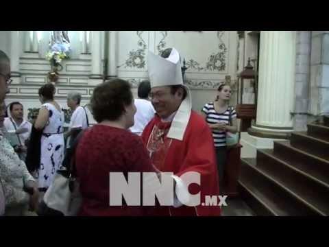 Cumple  obispo de Tepic 40 años de sacerdocio