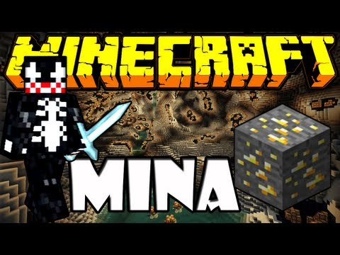 Minecraft: Venom e os Aventureiros - Multiplayer #3: Nova Mina =)