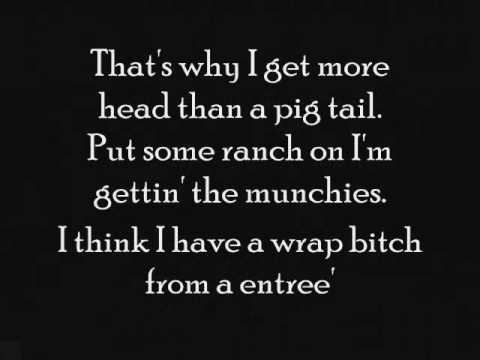 Nikki Minaj Itty Bitty Piggy - lyrics