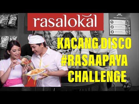 CHELSEA OLIVIA JUALAN KACANG DISCO RASALOKAL INDONESIA #RasaApaYa Challenge Ft. MGDALENAF