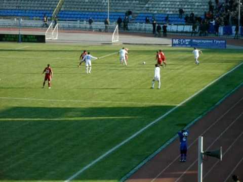 Chernomorets (Novorossiysk) VS Nosta (Novotroitsk) Part2