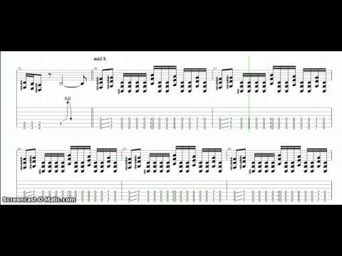 System of a down - byob guitar tabs