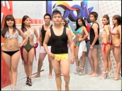LOOK TV - TOP MODEL 2011 - BIKINI Y BOXER