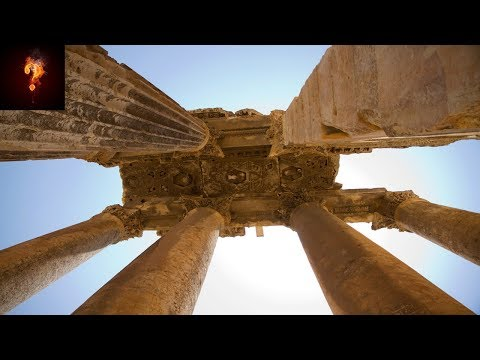 Advanced Buildings Of A Lost Civilisation?