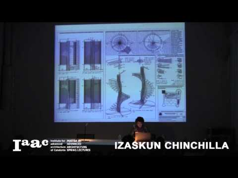 Izaskun Chinchilla - IaaC Lecture Series 2015