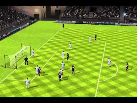 FIFA 14 iPhone/iPad - FC BARCELONA vs. Deportes Tolima
