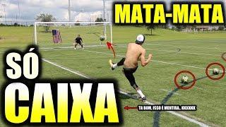 CHUTOU E ERROU?..TÁ ELIMINADO!!! - DESAFIO DE MATA-MATA