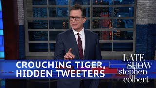 New Rules On Twitter And A Tiger At Prom