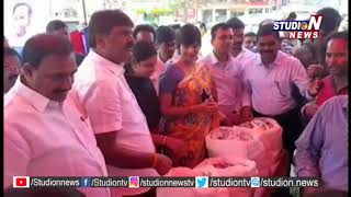 GHMC To Open 100 Stall For Food Needy People