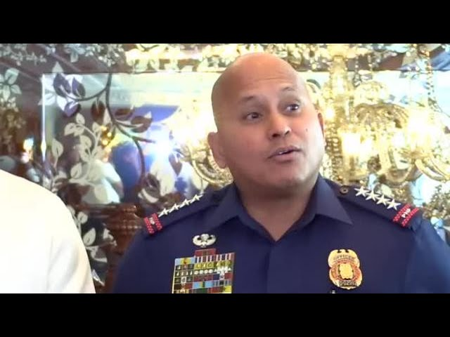 PNP chief on CHR: I will provide checks and balances in PNP