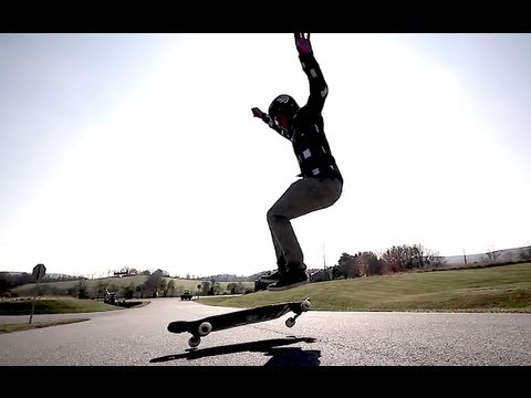 Longboarding: Fall Ridge