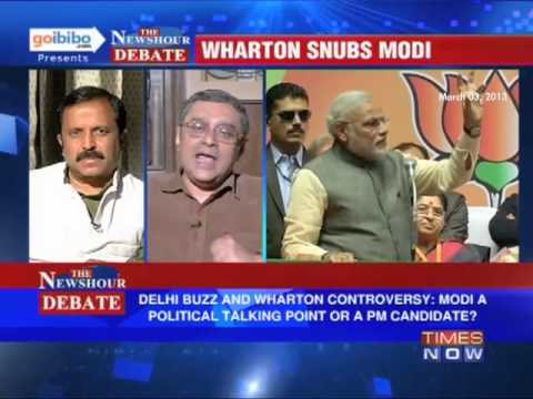 Debate: Is Narendra Modi a PM candidate or political talking point? (Part 1 of 3)