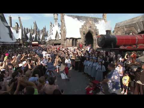 Anniversary of Wizarding World of Harry Potter celebration - Universal Orlando
