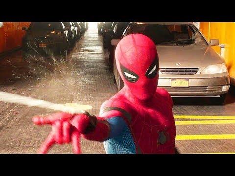 Человек-паук: Возвращение домой — Русский трейлер #4 (2017)