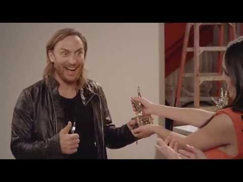 David Guetta - #VEVOCertified, Pt. 1: Award Presentation