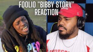 "download lagu Foolio ""Bibby Story""  Video REACTION mp3"