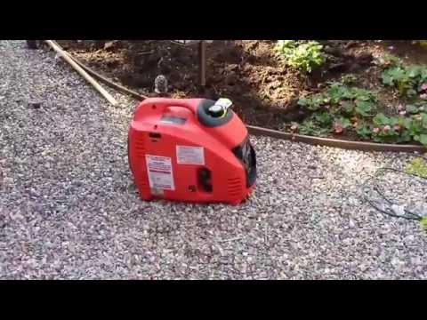 Harbor Freight Predator 2500 generator review and performance test