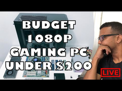 Budget 1080p Gaming Pc Under 200 Gpcnews