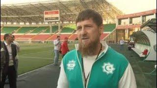 """Египетская сборная уже размялась на """"Ахмат-арене"""" - Россия 24"""