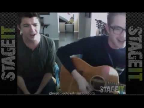 Cameron Mitchell Stageit Online concert 9272012 Part 3 of 3