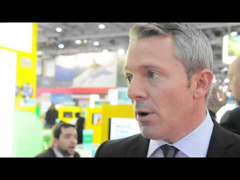 Vincent Lhoste, Project Director, Reed Travel Exhibitions @ WTM 2012