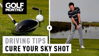 Driving Tips With Rick Shiels - Cure Your Sky Shot