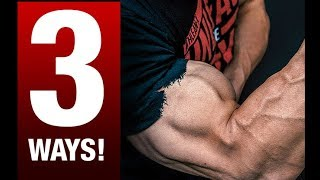 How to Grow Bigger Muscles Fastest! (NO PLATEAUS)