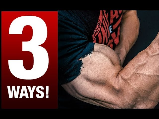 How to Grow Bigger Muscles Fastest! NO PLATEAUS