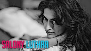 Sarabham heroine Salony Luthra - Exclusive interview