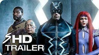Marvel Inhumans Official Trailer | Hindi dubbed
