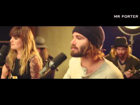THE SESSIONS   ANGUS & JULIA STONE