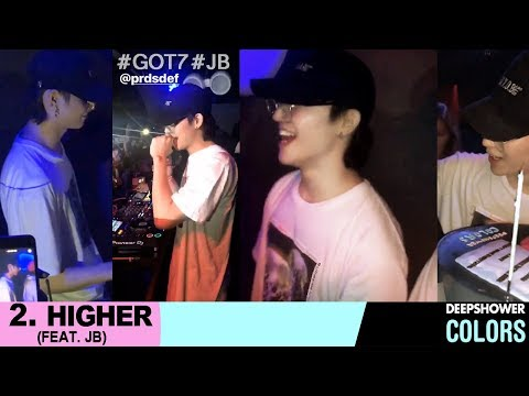 Download Lagu  180810 GOT7 JB 재범 🌴 HIGHER feat. JB ~ DEEPSHOWER PARTY at Itaewon SOAPSEOUL club 이태원 클럽 공연 Mp3 Free