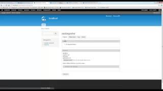 Drupal 7: Importar XML  con el modulo Feeds (I)