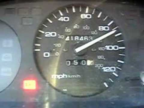 3rd gear pull in my EG HB H22 6psi to 170mph.