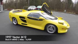 1997 Vector M12