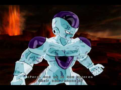 Dragon Ball Z Budokai Tenkaichi 3 Version Latino *BETA 2*  Modo Historia Goku SSJ vs Freezer