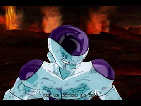 Dragon Ball Z Budokai Tenkaichi 3 Version Latino *BETA 2*  Modo Historia Goku SSJ vs Freezer