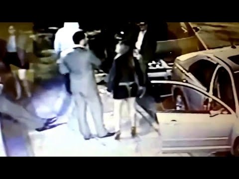 Mulher sofre traumatismo craniano após cotovelada; veja vídeo